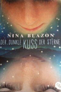 Der dunkle Kuss der Sterne Buchcover