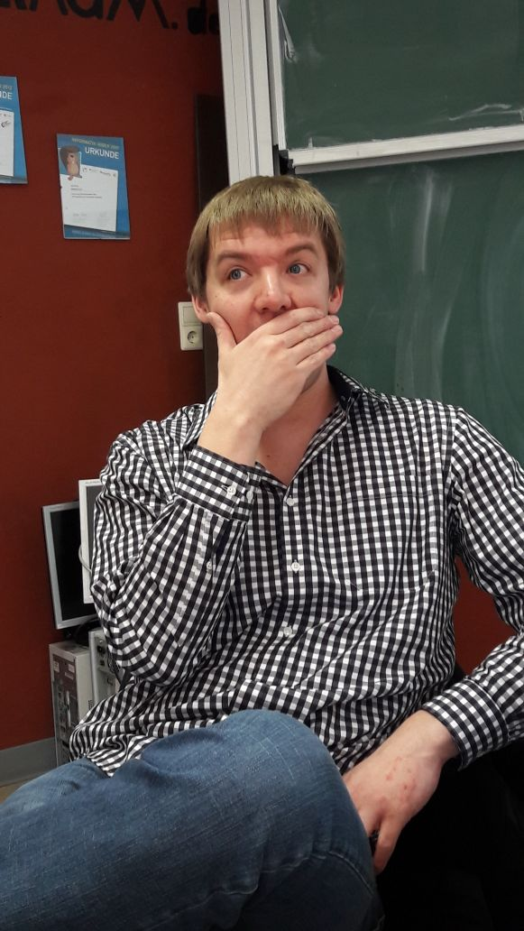 Lehrerfacts: Herr Kuck