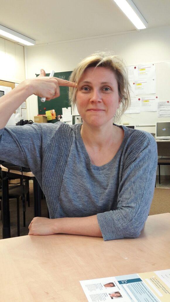 Lehrerfacts: Frau Röhling