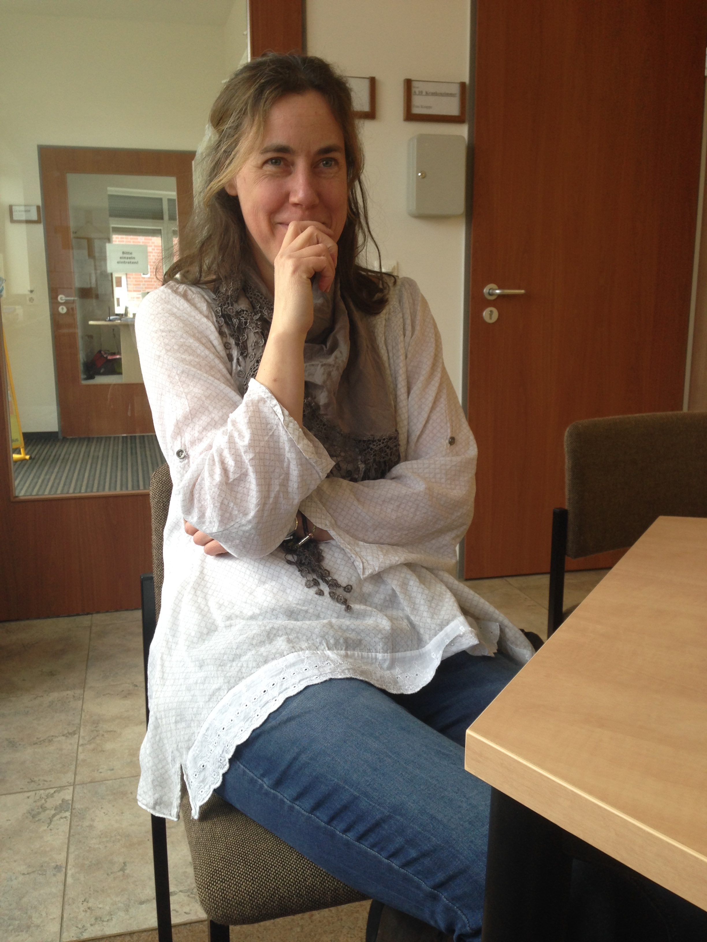 Lehrerfacts: Frau Hautau